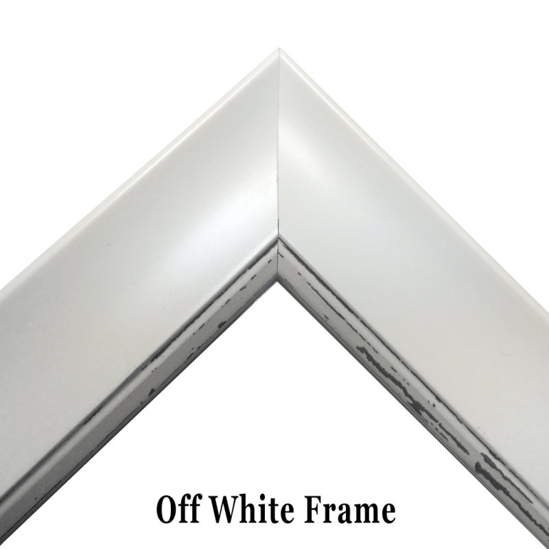 Off White Frame