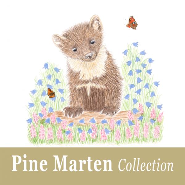 Pine Marten Collection
